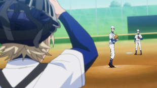 Diamond no Ace: Act II Episodio 19