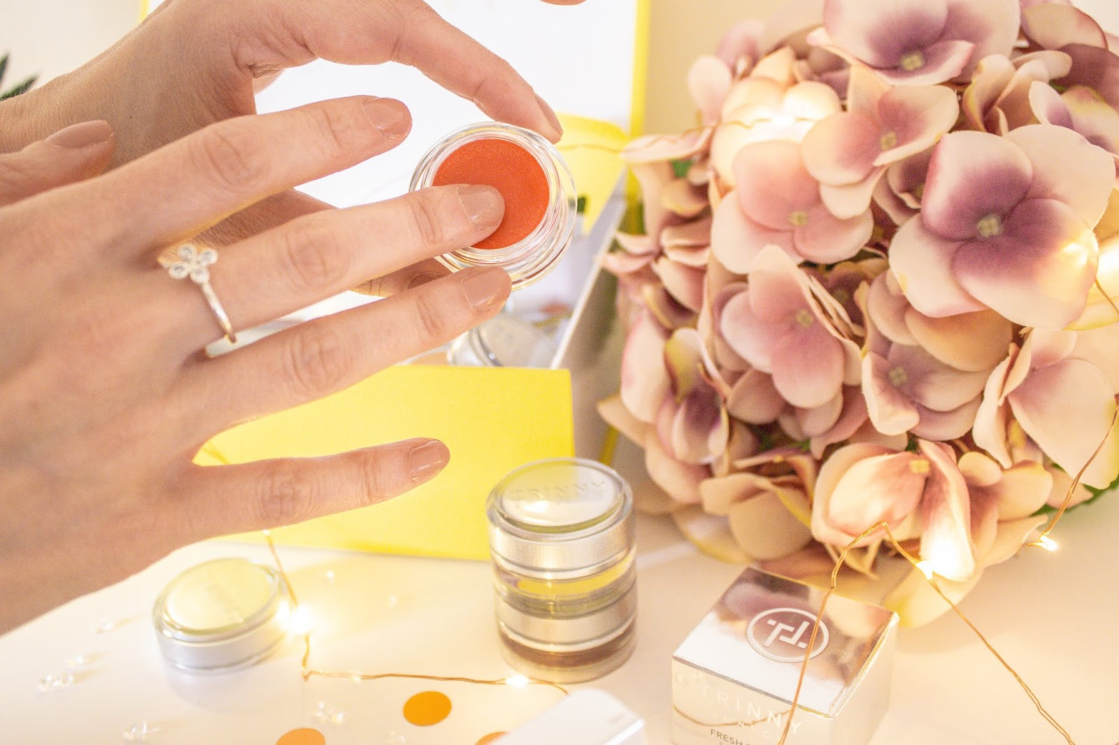 Discovering Trinny London: A Fuss Free Approach To Natural Makeup