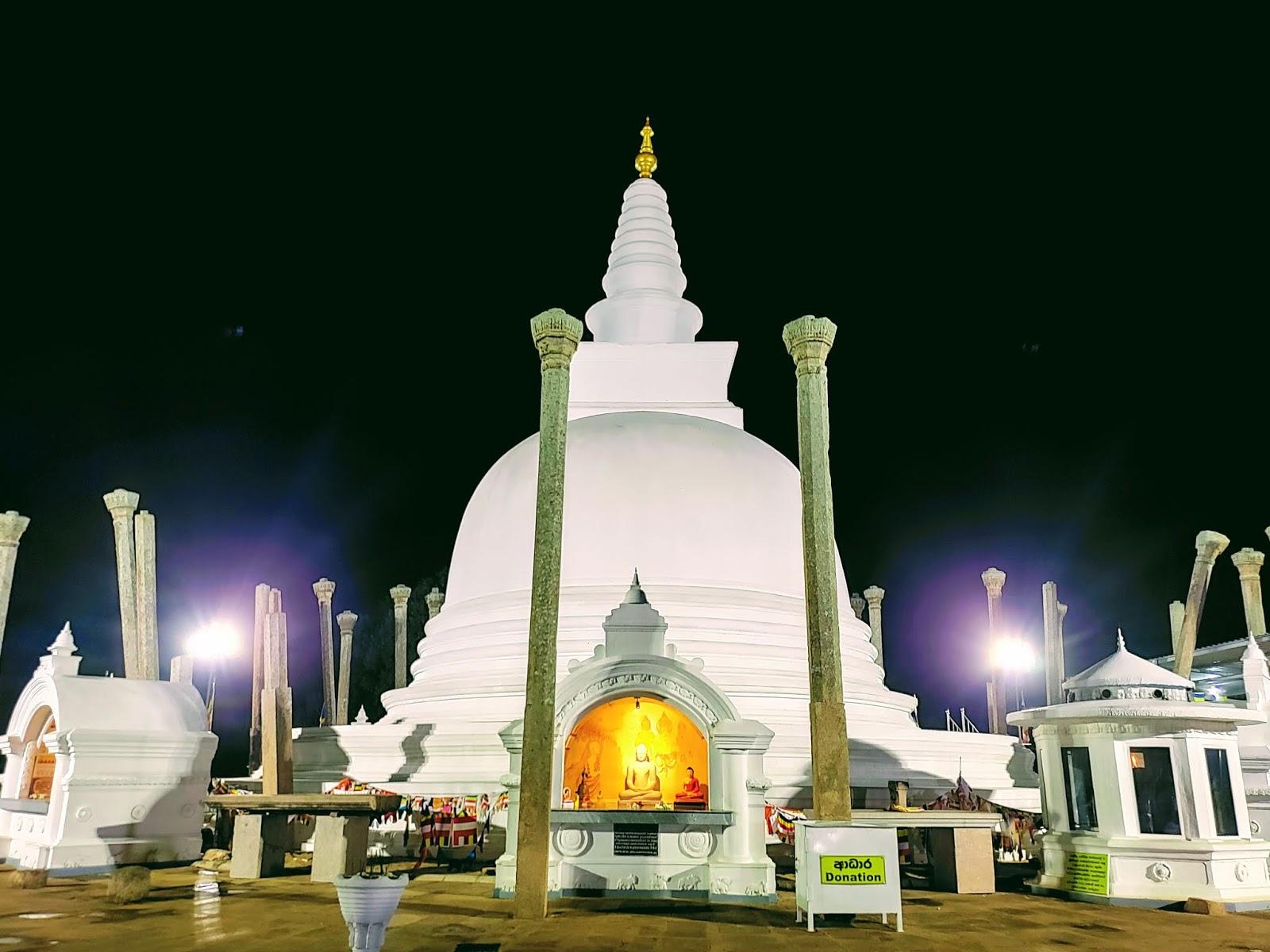 Thuparanya Dagaba, Anuradhapura