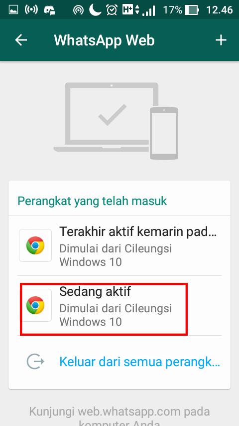 Cara Mudah Memindahkan WhatsApp kamu ke PC Atau Laptop Tanpa Harus Menginstal Aplikasinya