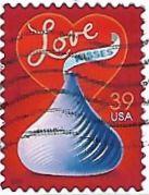 Selo Love Hershey's Kisses