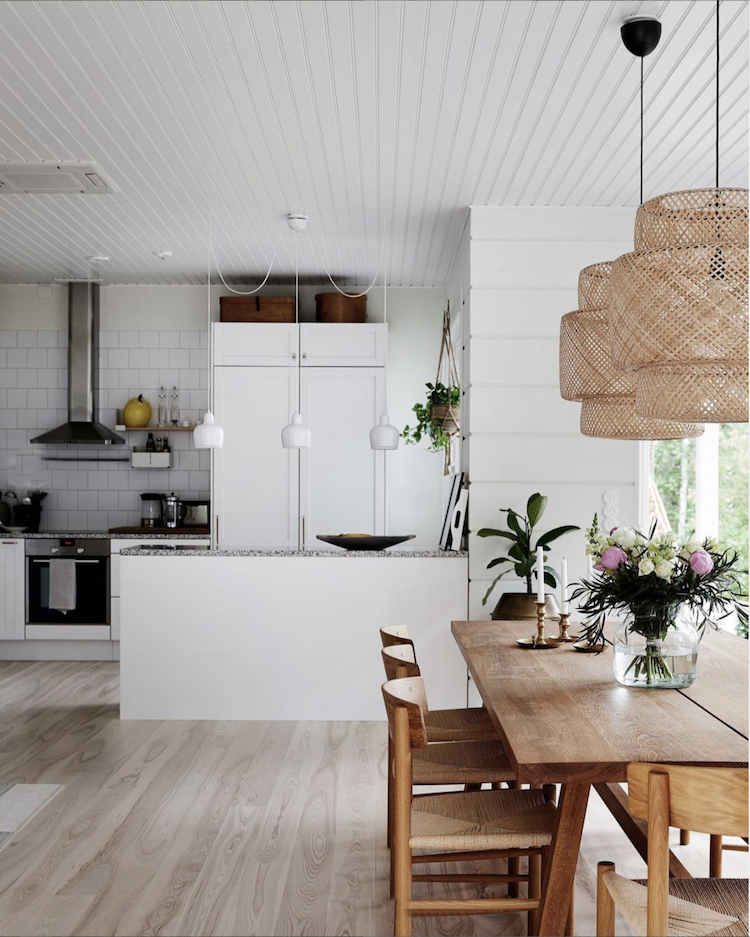 A Charming Summer House in the Finnish Countryside