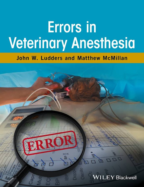 Errors in Veterinary Anesthesia - WWW.VETBOOKSTORE.COM