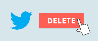 Permanently Delete Twitter Account