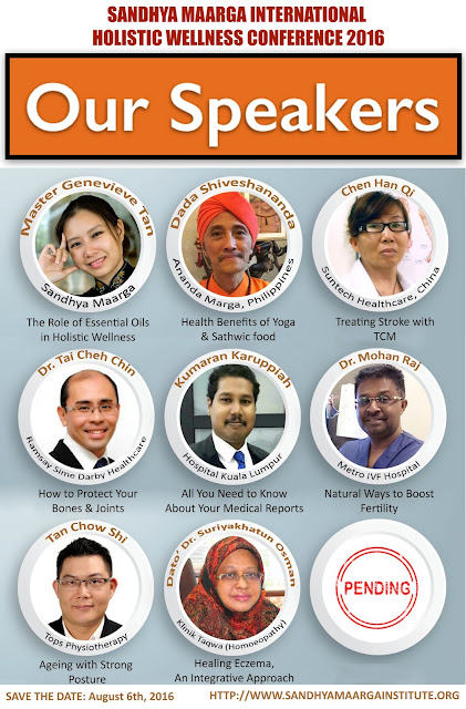 SM Conference Speakers