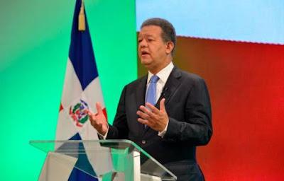 Discurso integro del expresidente Leonel Fernandez