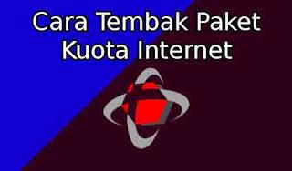 Cara Tembak Paket Kuota Internet Telkomsel