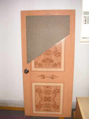 paper honeycomb doors, greencore packaging
