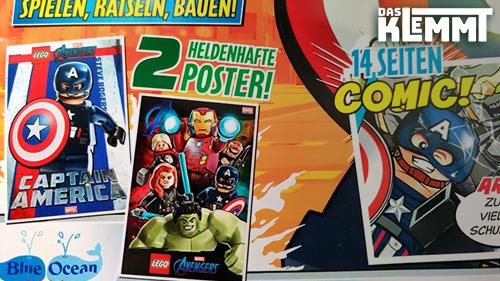 2 heldenhafte DIN A3 Poster