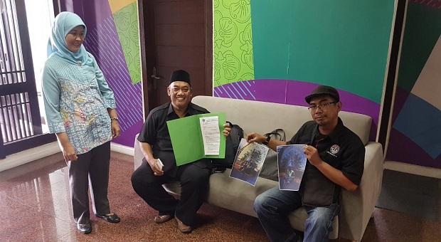 Nota Keberatan Pembuatan & Penggunaan Property Reyog Ponorogo Abal-abal