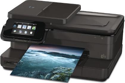 HP Photosmart 7520 Driver Printer Download