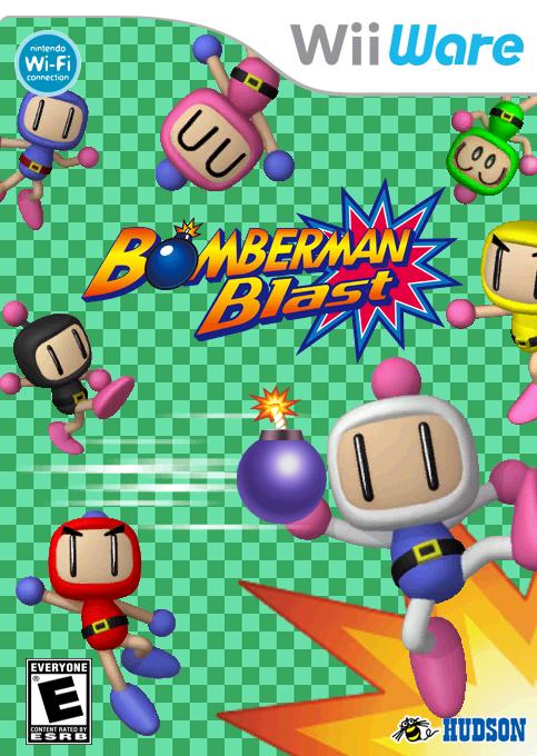 Bomberman Blast WAD