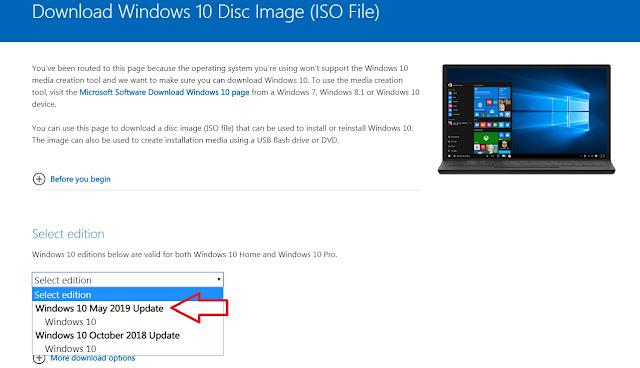windows 10 cập nhật mới nhất
