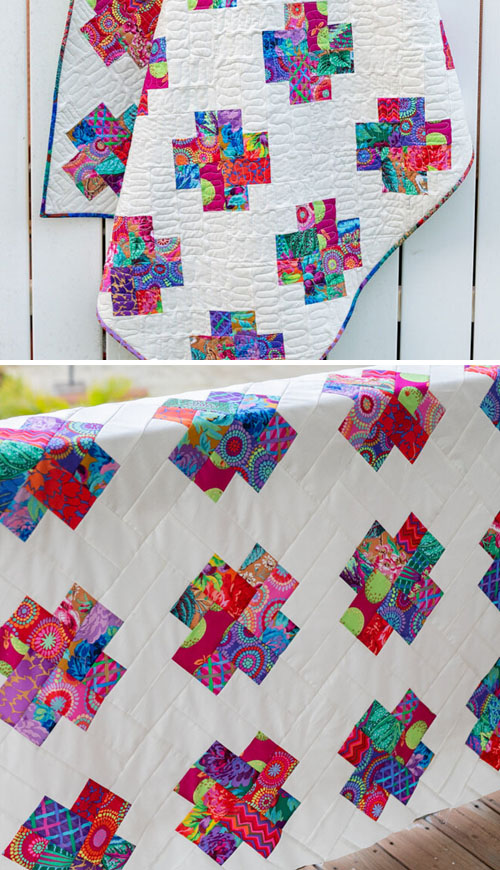 Kisses Quilt - Free Pattern