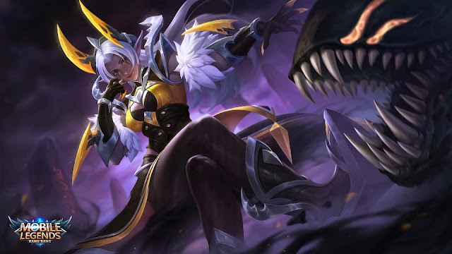 Wallpaper Skin Normal Selena - Wasp Queen