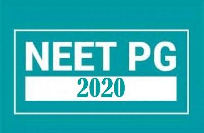NEET PG 2020 परीक्षा - तिथियां, पंजीकरण (प्रारंभ), आवेदन पत्र