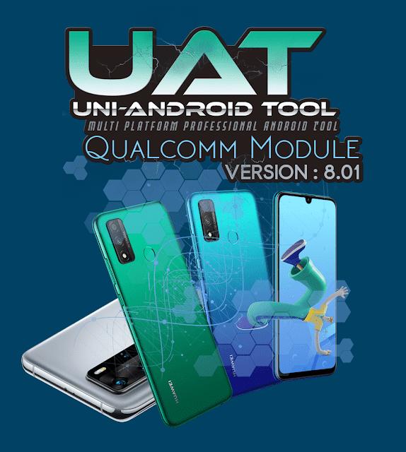 Uni-Android Tool [UAT] Qualcomm Module Ver 8.01