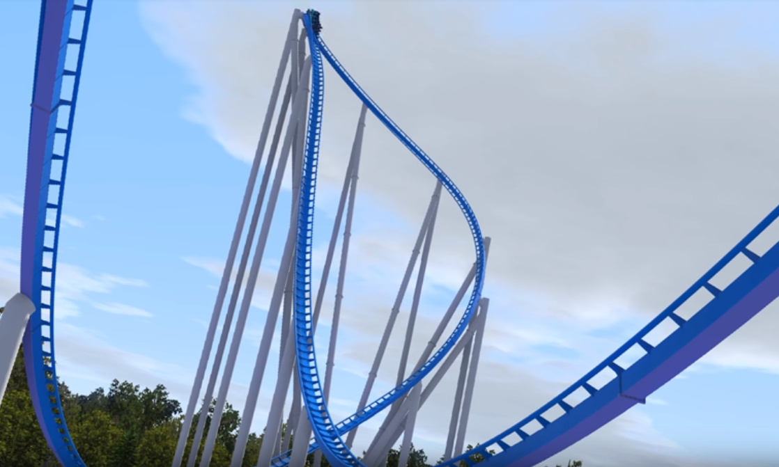 Kings Island's Next Coaster will be Biggest Yet + Animated POV
