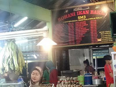 Rohani Ikan Bakar SM3, Kuala Perlis