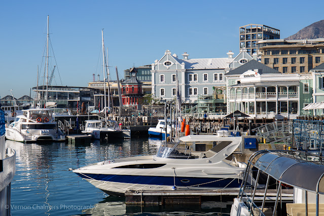 View toward the Clocktower and Zeits Mocaa Museum V&A Waterfront, Cape Town Image Copyright Vernon Chalmers Photography