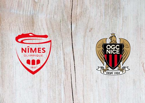Nîmes vs Nice -Highlights 17 August 2019