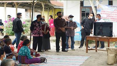 Agar Hasil Panen Meningkat, Masyarakat Desa Limau Sundai Batu Bara Lakukan Doa Bersama