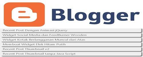 Membuat Homepaga Blog