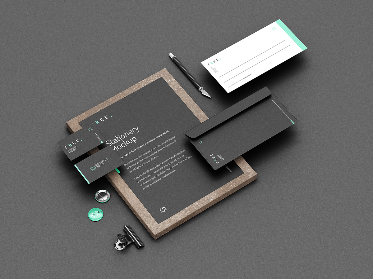 PREMIUM QUALITY FREE MOCKUPS. MADE RIGHT HERE.