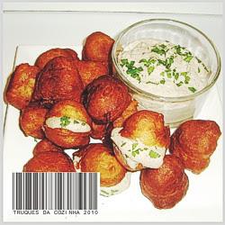 Dumplings Fritos ou Gyoza