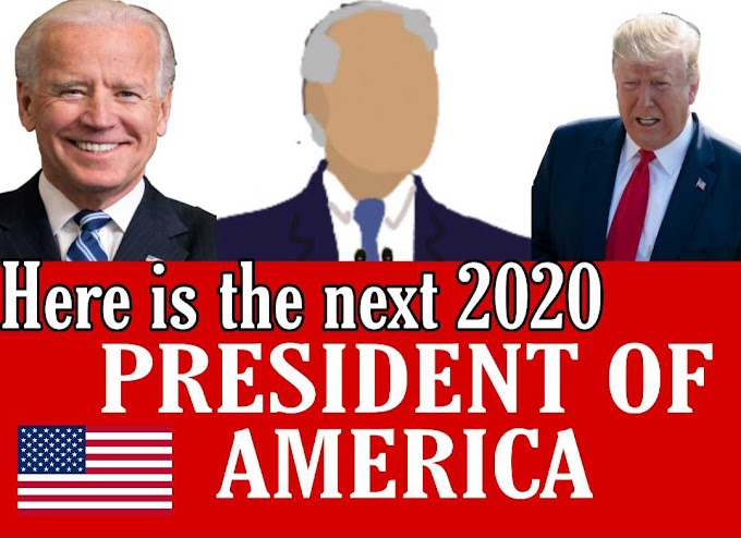 Who is the next president of America