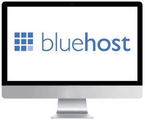 موقع استضافة Bluehost