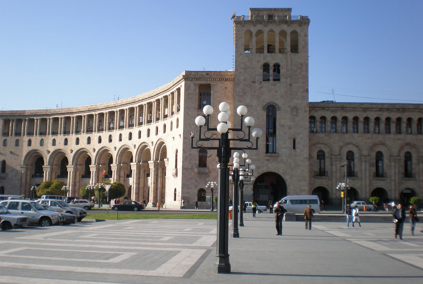 Armenia Tourist Places Yerevan City Pictures Cini Clips