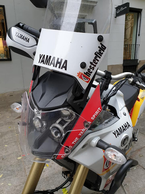 yamaha Tenere t7 t700