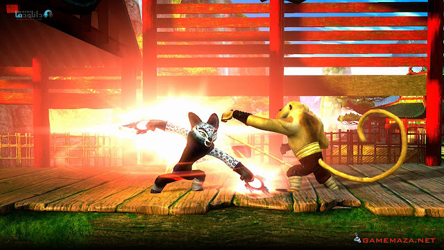 Kung Fu Panda Showdown Of Legendary Legends Gameplay Screenshot 4