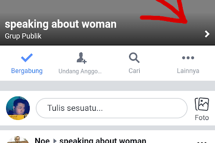Cara Keluar Dari Grup Facebook Termudah