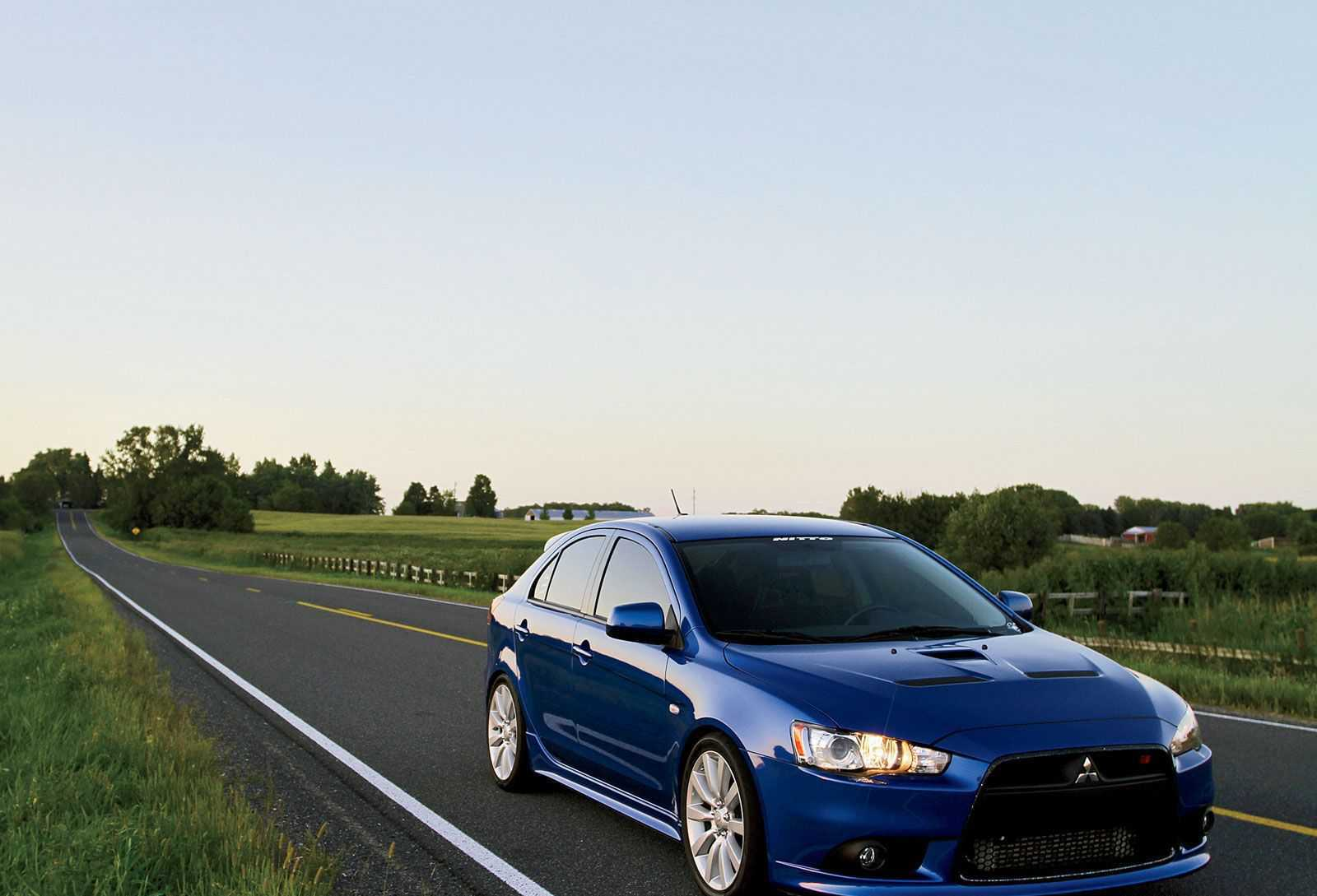 Mitsubishi Lancer Ralliart Modification - Car Modification