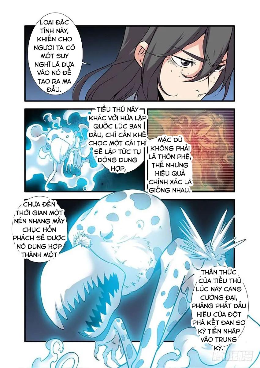 Tiên Nghịch chap 106 - Trang 22