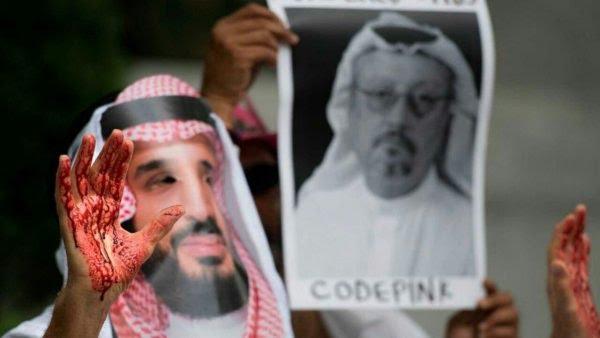 """ولي العهد السعودي محمد بن سلمان يعلن مسؤوليته عن مقتل الصحفي جمال خاشقجي """"شاهد"""""""