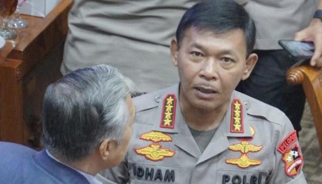 Heboh Djoko Tjandra, Kapolri Copot Kadiv Hubinter dan Ses NCB Interpol!
