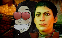 Cassandra dragon age inquisition romance