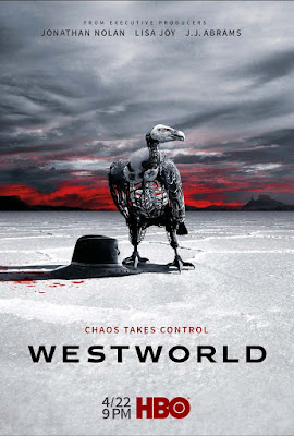 Westworld - temporada 2 poster