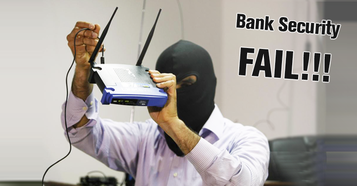 Bank with No Firewall. That's How Hackers Managed to Steal $80 Million