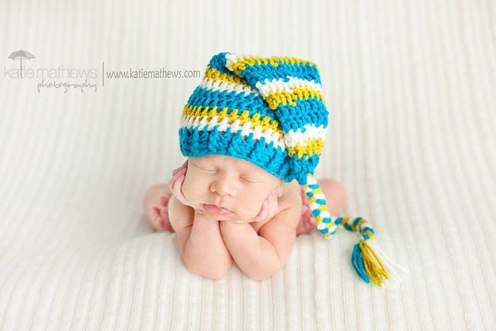 Danyel Pink Designs: CROCHET PATTERN - Elf Hat