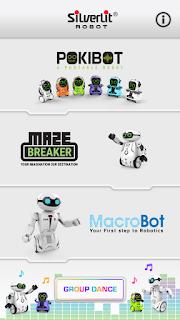 Robot Maze Breaker de SILVERLIT