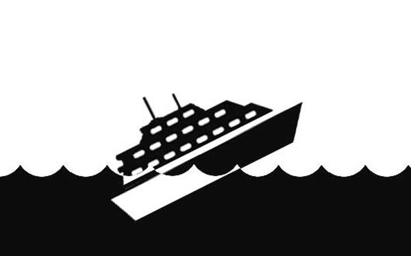 Kapal Yang Membawa Wisatawan Ke Pulau Angso Tenggelam, Seluruh Penumpang Berhasil Diselamatkan