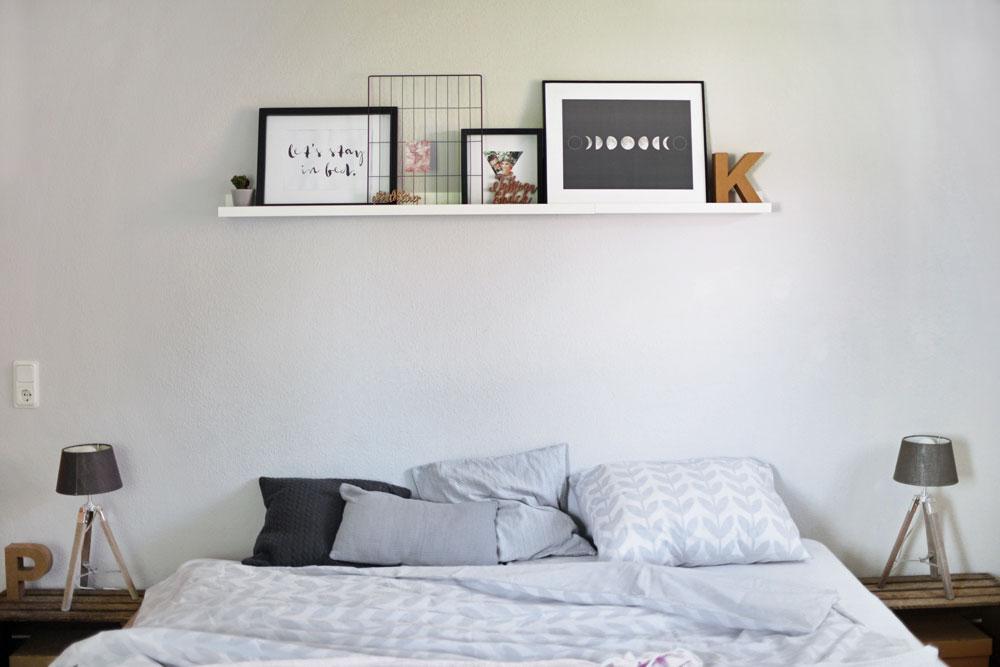 sinngestoeber unser neues schlafzimmer interior trifft gem tlichkeit werbung gewinnspiel. Black Bedroom Furniture Sets. Home Design Ideas
