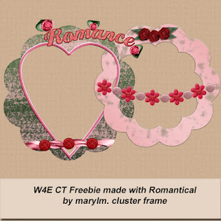 CT Freebie Created with Romantical Kit Created by Scrapping wright