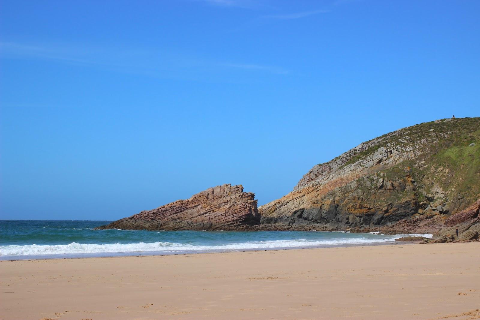Le Chameau Bleu - Une plage du Cap Fréhel