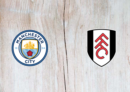 Manchester City vs Fulham -Highlights 26 January 2020