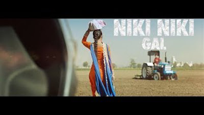 Niki Niki Gal Lyrics - Jassi Jass | Swagan Records | Latest Punjabi Song 2017